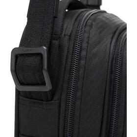 Pacsafe Metrosafe LS100 ECONYL Crossbody Bag black